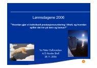 L nnssystem Norske Shell.pdf - Forum for Arbeid og Lønn