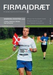 firmaidræt danmark-stafetten 2007 - Dansk Firmaidrætsforbund