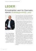 firmaidræt danmark-stafetten 2007 - Dansk Firmaidrætsforbund - Page 2
