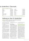 firmaidræt danmark-stafetten 2007 - Dansk Firmaidrætsforbund - Page 5