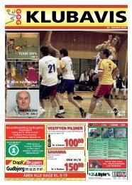 GOG klubavis - 28. januar 2009