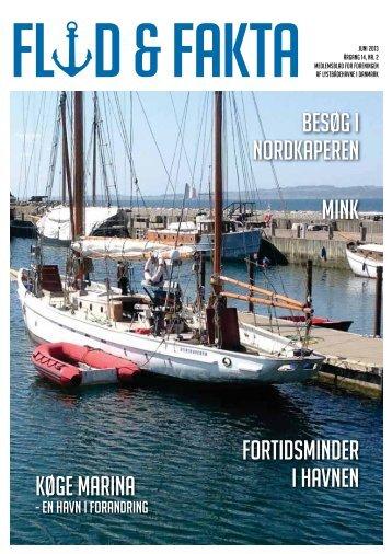 Fortidsminder i havnen Mink Besøg i Nordkaperen Køge ... - FLIDs