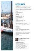 Fortidsminder i havnen Mink Besøg i Nordkaperen Køge ... - FLIDs - Page 2
