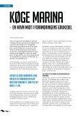 Fortidsminder i havnen Mink Besøg i Nordkaperen Køge ... - FLIDs - Page 6
