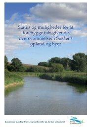 Folder - Øvre Suså Vandløbslaug