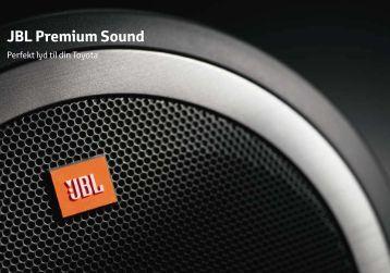 JBL Premium Sound - Via Biler