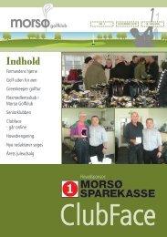 Indhold - Morsø Golfklub