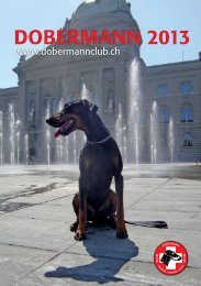 Download - Dobermann Verein Schweiz