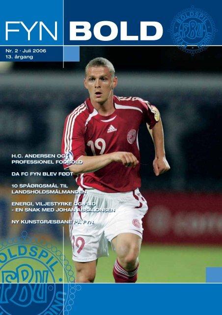 HC Andersen og professionel fodbold - DBU Fyn