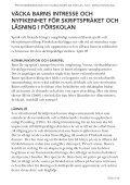 Processbeskrivning och handlingsplan för läs- och ... - Hagfors - Page 7