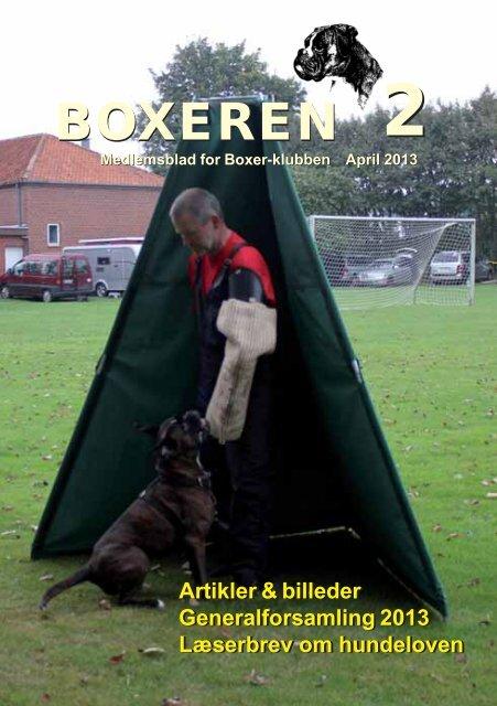 Boxeren 2-2013 - Boxerklubben