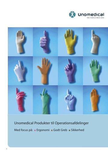 Unomedical Produkter til Operationsafdelinger - IKA.dk
