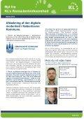 Nyt fra KL's Konsulentvirksomhed nr. 2, marts 2013 - KLK - Page 2