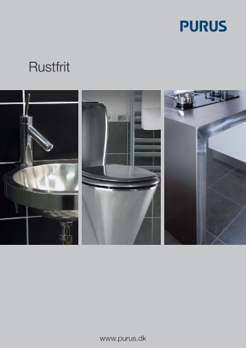 Rustfrit - PURUS as