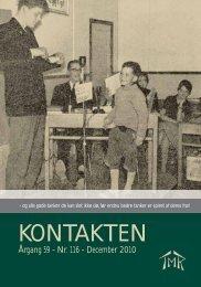 KONTAKTEN - TMR elevforeningen