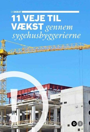 11 Veje til Vækst gennem - Dansk Industri