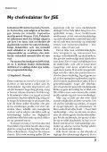 Ny chefredaktør for JSE - DIFØT - Page 3