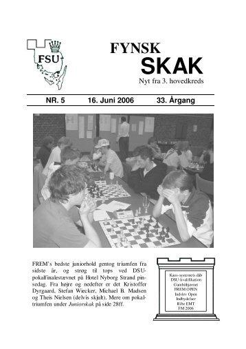 Nyt fra 3. hovedkreds NR. 5 16. Juni 2006 33. Årgang - DSU 3 ...