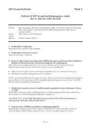 Referat Møde 4 - DEFF
