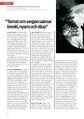 Temanummer om katternas situation - Djurskyddet Sverige - Page 4