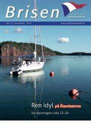 Ren idyl på Ålandsøerne - Sejlklubben København