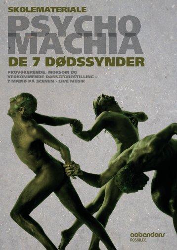 De syv dødssynder, skolemateriale (pdf) - Åben Dans
