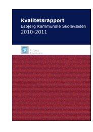 Kvalitetsrapport 2010-11 - Bakkevejens Skole