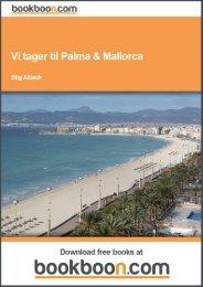 Vi tager til Palma & Mallorca