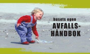 AVFALLS- HÅNDBOK