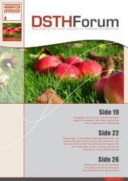 Side 19 Side 22 Side 26 - Dansk Selskab for Trombose og Hæmostase