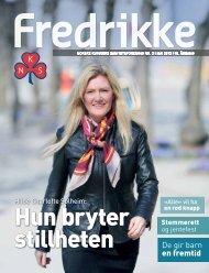 de gir barn en fremtid - Norske Kvinners Sanitetsforening