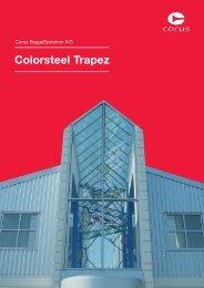 Colorsteel Trapez - Pro Montage