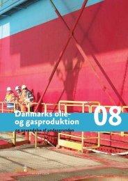 Danmarks olie- og gasproduktion 08 - Klima-, Energi
