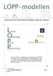 Offentligt Lokalt Privat Partnerskab - Vibysyd.dk