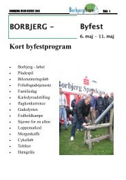 Kort byfestprogram - onlinePDF
