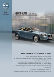 Quick GUIDE WEB EDITION - ESD - Volvo