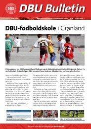 DBU-fodboldskole i Grønland