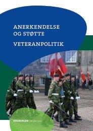 Regeringens veteranpolitik - Forsvarsministeriet