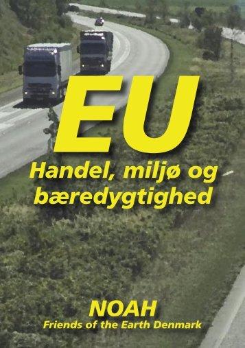 EU Handel miljø og bæredygtighed - NOAH
