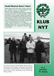 KLUB NYT - Sindal Idrætsforening