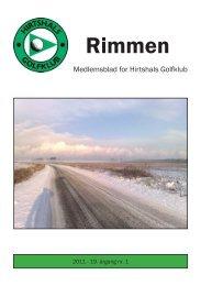 Rimmen - Hirtshals Golfklub