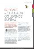 interact er et levende og kreativt event - INTERACT Aps - Page 3