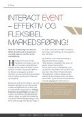 interact er et levende og kreativt event - INTERACT Aps - Page 4