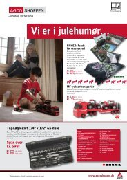 Vi er i julehumør… - AGCO Danmark A/S