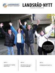 Landsråd-Nytt nr. 3 2012 - Landsrådet for arbeid til yrkeshemmede
