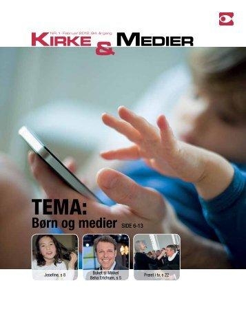 Magasin 1 – 2012 - KLF – Kirke & Medier