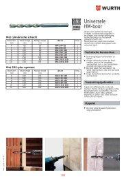 Hoofdstuk 05 Materiaalbewerking - Wurth