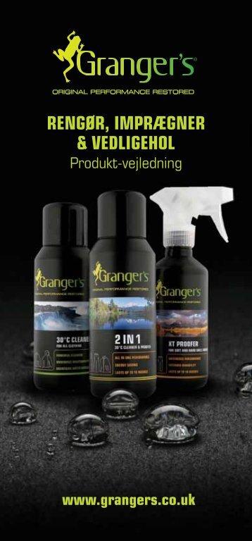 Download brochure - Granger's