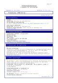 Sikkerhedsdatablad - BI-RO A/S - Page 4