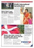 Fantastisk opbakning til de allerfleste arrangementer - Den Lille Avis - Page 5